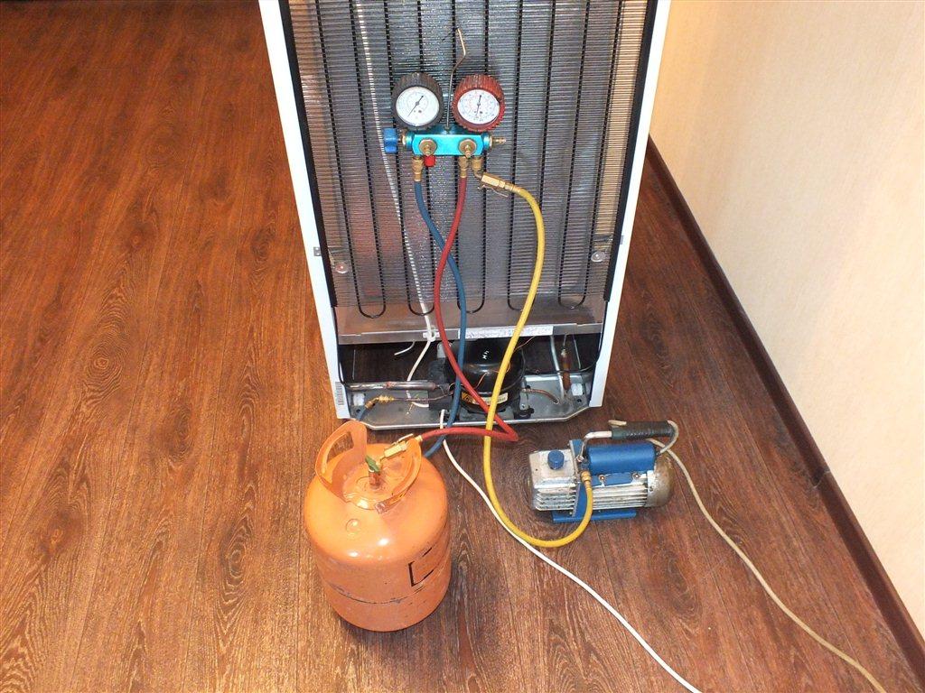 Ремонт холодильников своими руками 82